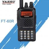 Портативная радиостанция YAESU FT-60R/PA-44C (108-520, 700-999,990МГц), 1400мАч, 5/2Вт