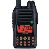 Портативная авиационная радиостанция YAESU VXA-220/PA-44 (108-136.965МГц, 1400мАч, 5Вт)