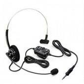 Микрофон YAESU SSM-64 (VC-24) (гарнитура с оголовьем и функцией VOX для  VX-6R/FT-270R/VX-177)