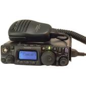 Базово-мобильный КВ, УКВ трансивер YAESU FT-817 ND/PA-48C (1,8-28/28-30/50-54/144/430 Мгц) 5Вт