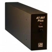 Тюнер антенный LDG AT-897Plus (1,8 - 54 МГц/1-125 Вт, автматический)