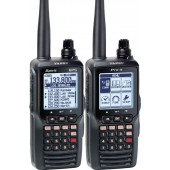 Портативная авиационная радиостанция YAESU FTA-550AA (108-136,965Мгц, АА, 5Вт)