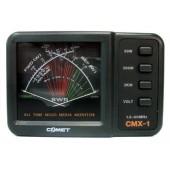 Прибор для измерения КСВ и мощности СОМЕТ СМХ-1 1,8-60 МГц, 30/300/2 КВ