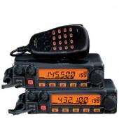Базово-мобильная радиостанция YAESU FT-1807 (420-470 Мгц) 45 Вт