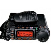 Базово-мобильный КВ, УКВ трансивер YAESU FT-857D (0,1-56/76-108/118-164/420-470МГц) 100/50/20 Вт