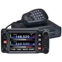 Базово-мобильная цифро-аналоговая радиостанция YAESU FTM-400DR (137-174/400-480МГц) 50Вт