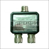 Дуплексер OPEK DU-500  VHF (1.3-225 Мгц)/UHF (50-540 Мгц), (500 Вт)/ (300Вт)