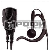 Микрофон JD-170XEH5/VX-246 (гарнитура с заушиной для радиостанций VERTEX)