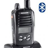 Портативная радиостанция REXON RL-328S series (43-50Mhz) V10.21 Bluetooth/1600мАч/RC-28L
