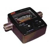 Прибор для измерения КСВ и мощности  NISSEI RS-40 140-150МГц, 430-450МГц, 200Вт.