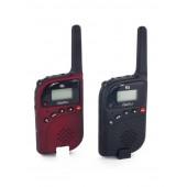 Портативная радиостанция TTI PMR-506 (BLACK)  446 Мгц  1 Вт черная
