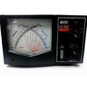 Прибор для измерения КСВ и мощности  NISSEI TX-502, 1,6-525МГц, 200Вт.