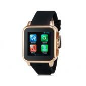 Часы телефон WATCH S221 GRPS GSM GPS Android 4.2.2 BlueTooth Wifi камерва 1.54