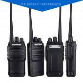Портативная радиостанция BAOFENG UV-62 ( 400-480) МГц/ 128 кан./ 5 Вт/1800 мАч/ЗУ