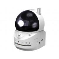Видеокамера IP Байкал speed dome HD, H/246 1200x800, день/ночь, wi-fi, поворотная, PIR-сенсор, t-сенсор,Защищенный канал данных, дуплексная аудио связь