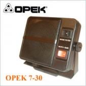 Динамик OPEK 7-30 8 Ом, мощность 5-8 Вт , 2 положения громкости