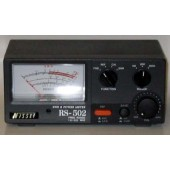 Прибор для измерения КСВ и мощности  NISSEI RS-502 1,8-525МГц, 200Вт.