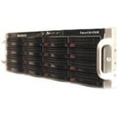 Видеорегистратор сетевой 64 канальный для работы с IP камерами, ISS, SecurOS NVR Industrial 64/1600