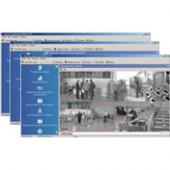 Комплект ПО Контроль доступа с видеоидентификацией ОПС Видео Дисциплина Центральный пост, PERCo, PERCo-SP17