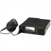 Мобильная радиостанция MOTOROLA TRBO MDM28QNN9KA2AN DM4601 (403-470 МГц), 1000 кан., 25Вт