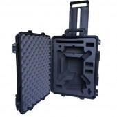 Пластиковый кейс с колесами и ручкой Skymec Case M2620-P3 для Phantom 3