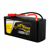 Аккумулятор Gens ACE Tattu Plus 22000mAh 22.2V 25C 6S1P Lipo - XT150+AS150