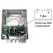 Источник вторичного электропитания резервированный, Бастион, SKAT-V.12/(5-9) DC-25VA исп.5