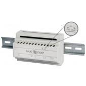 Источник вторичного электропитания резервированный, Бастион, SKAT-(5-9) DC-15VA DIN