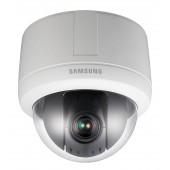 Видеокамера сетевая (IP камера) купольная поворотная, Samsung, SNP-3120P