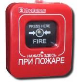 Извещатель пожарный ручной адресный, СИГМА-ИС, ИР-П Рубикон