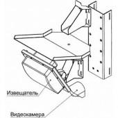 Комплект монтажных частей для извещателей Фон-3 и Фон-3/1, Аргус-Спектр, Комплект монтажных частей (Фон-3 Фон-3Т Фон-3/1 Фон-3/1Т)