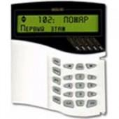 Пульт контроля и управления с ЖК индикатором, Болид, С2000-М