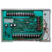Контроллер для приема тревожных сигналов от охранных извещателей с нормально-замкнутыми контактами сетевой, СИГМА-ИС, СКШС-04 корпус IP 65
