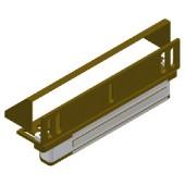 Комплект монтажа электромагнитного замка, Рокса-Энтранс, MK AL-200