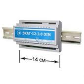 Источник вторичного электропитания резервированный, Бастион, SKAT-24-2 0-DIN