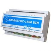 Блок защиты от высоковольтных импульсов и длительных перенапряжений, Бастион, Альбатрос-1500 DIN