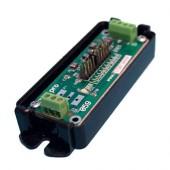 Приемник видеосигнала по витой паре, Инфотех, AVT-RX221 (DVT Pro M)
