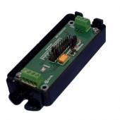 Приемник видеосигнала по витой паре, Инфотех, AVT-RX234 (DVT Pro Power)