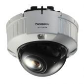 Видеокамера купольная цветная антивандальная, Panasonic, WV-CW504