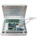 Источник вторичного электропитания резервированный, Бастион, SKAT-V.12DC-4 ICE
