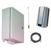 Комплект для передачи видео с подключением до 7 IP-камер, Beward, BR-025-8