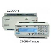 Контроллер технологический c ЖКИ, Болид, С2000-Т исп.01