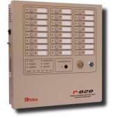 Прибор приемно-контрольный охранно-пожарный, СИГМА-ИС, ППКОП Р-020 М