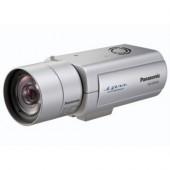 Видеокамера сетевая (IP камера) корпусная, Panasonic, WV-NP502E