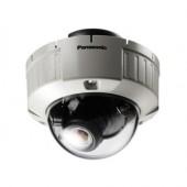 Видеокамера сетевая (IP камера) купольная уличная антивандальная, Panasonic, WV-NW484SE