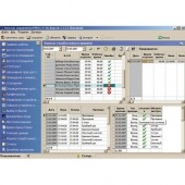 Модуль Учет рабочего времени три рабочих места, PERCo, PERCo-SM07