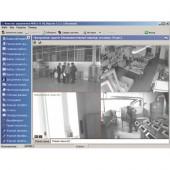 Модуль Прозрачное здание три рабочих места, PERCo, PERCo-SM15