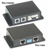 Удлинитель для VGA/клавиатура/mouse, SC T, VKM01