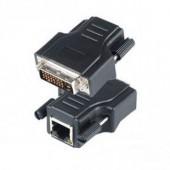 Комплект для передачи DVI-сигнала по кабелю витой пары, SC T, DE01ERK