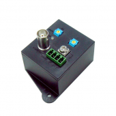 Приемник видеосигнала по витой паре с блоком питания, SC T, TTA111VRA
